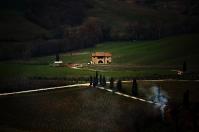 Tuscany - Siena countryside - Valdorcia