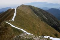 Monte Piglione-Apuan Alps