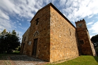 Church in Chianti - Castelfalfi