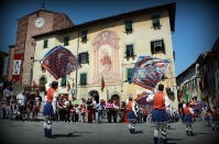 Flag wavers - Palio di Fucecchio