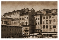Siena in old style
