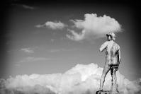David - Florence Piazzale Michelangelo