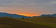 Tuscany countryside near Pienza