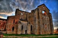 Abbey St Galgano - Domus Dei