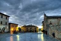 Monteriggioni Ancient Castle