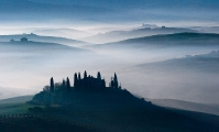 Orcia Panorama - Tuscany Hills