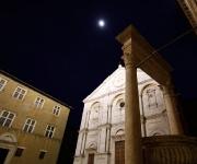 Pienza Full Moon