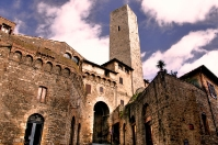 San Gimignano Tower