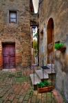 Town near Siena - Monticchiello