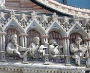 Saints - Siena Duomo