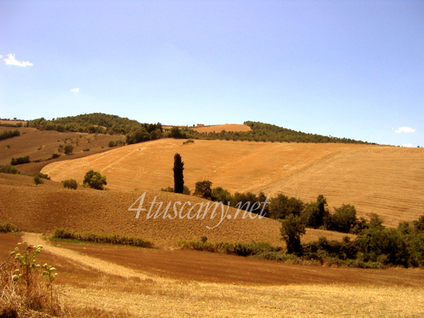Ariano countryside